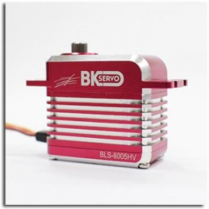 BK Tail High Speed Brushless Servo Model 8005HV
