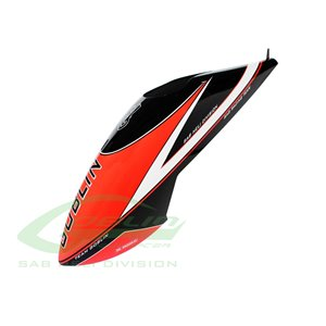 H0877-S CANOPY BLACK/RED - GOBLIN COMET