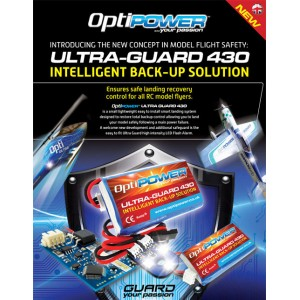 ULTRA-GUARD 430 Back Up Solution Combo