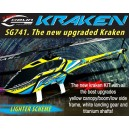 SG741 SAB GOBLIN KRAKEN 700 UPGRADE LIGHT BLUE